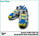 "It is the fixture of the review after the arrival to リーボックポンプフューリー OG ""Y2K"" Reebok PUMP FURY OG ""Y2K"" French blue / flat gray / sun lock FRENCH BLUE/FLAT GRAY/SUN ROCK/WHITE/BLACK M40936 men gap Dis unisex sneakers"