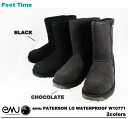 In the promise of EMU Australia Patterson Lo emu PATERSON LO WATERPROOF W10771 2COLORS Womens Sheepskin boots Sheepskin boots reviews