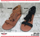 MINNETONKA BELIZE 71300 2COLORS BLACK BROWN