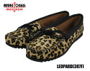 Fs03gm's promise of Minnetonka full Leopard moccasins MINNETONKA FULL LEOPARD MOC 387F women's shoes products arrival report view