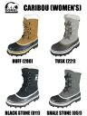 SOREL CARIBOU 4 Colors NL1005