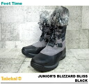 Promise of the Timberland Blizzard Bliss waterproof boots TIMBERLAND BLIZZARD BLISS Waterproof Snow Boot BLACK/GRAY black / grey 6199R ladies boots reviews at upup7