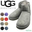 Ugg Classic mini UGG CLASSIC MINI 4COLOR BLACK (black) CHOCOLATE (chocolate) CHESTNUT (Chestnut) (grey) GREY 5854 women's Sheepskin boots Sheepskin Australia arrival