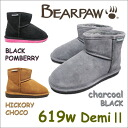 BEARPAW DEMI 619 W 6 COLORS