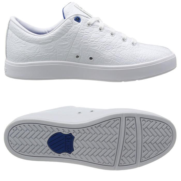 ケースイススニーカーK,SWISSCLEANCLASSIC02874928[ホワイトクロコ]クリーンクラシックメンズローカット靴KSWISSK