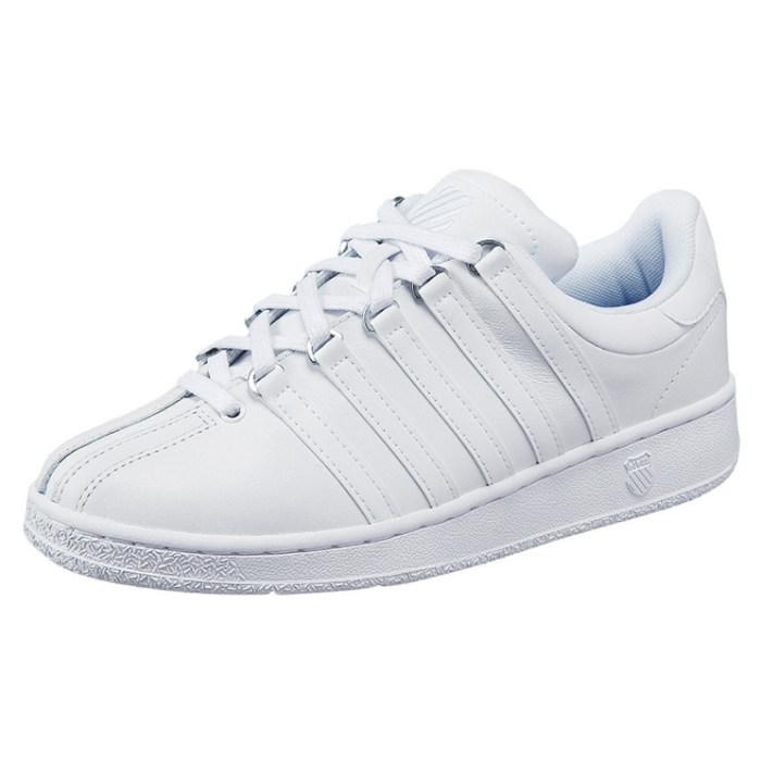 ケースイススニーカーK,SWISSCLASSICVN03343101[ホワイト/ホワイト]クラシックメンズローカット靴KSWISSK