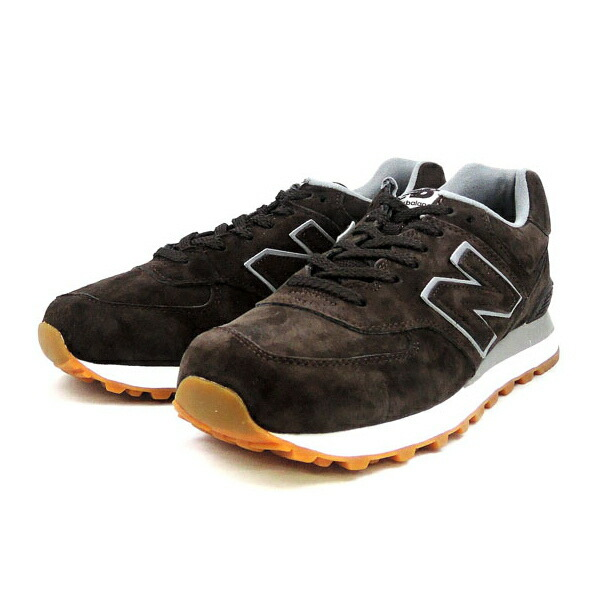 new balance model 574 brown