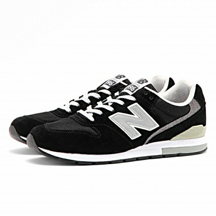 996 new balance Black