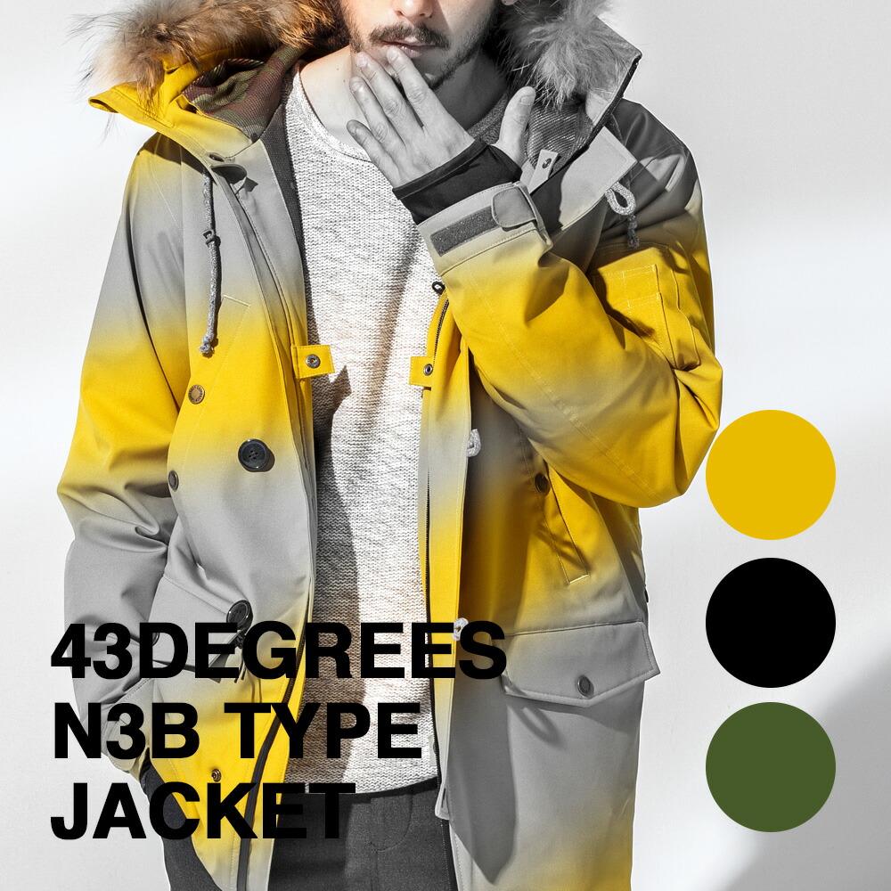 N3B スノーボードウェア スノーボード ウエア メンズ1