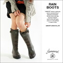 -Amaort [Amato, genuine-SHEAT rainboots ( boots ) ☆ else no high-quality design!. ☆ 02P01Sep13 you not satisfied with the rubber boots of the ever