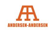 ANDERSEN-ANDERSEN[アンデルセン-アンデルセン]THE NAVY CREWNECK ネイビークルーネックセーター AD-002