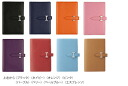 [Franklin Planner day planner Binder] カラーノブレッサ Binder open type 6 hole