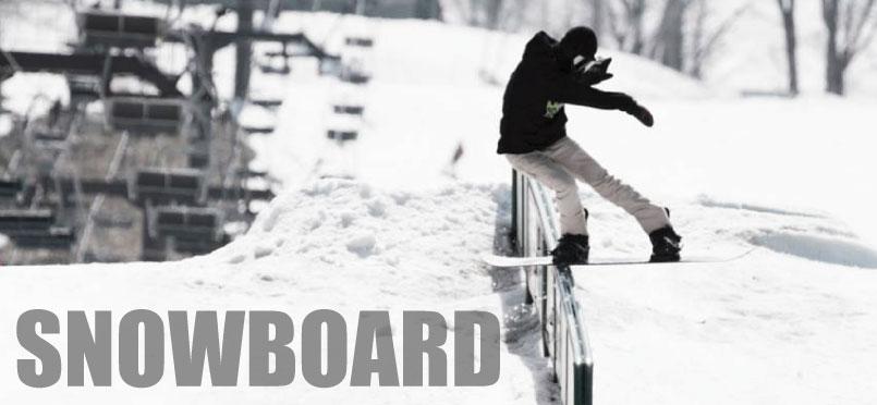 SNOWBOARD (スノーボード)