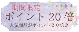 """ポイント20倍"""""""
