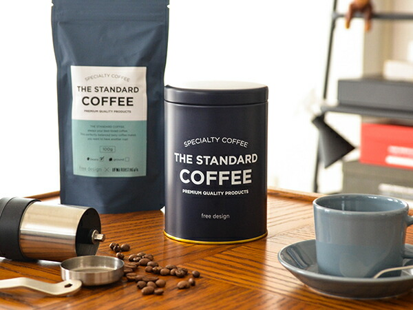 IFNi ROASTING&CO. × free design Original Brend THE STANDARD COFFEE