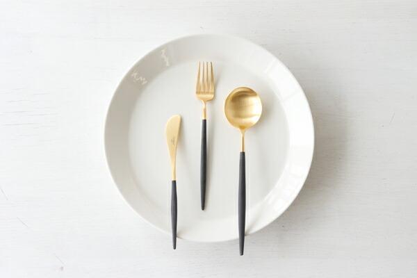 Cutipol GOA MATTE GOLD Cutlery