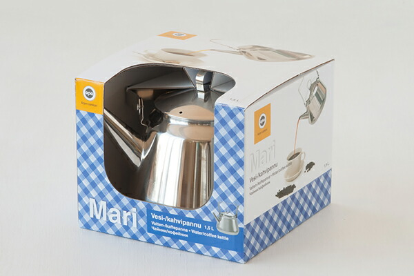 OPA Mari Stainless Kettle