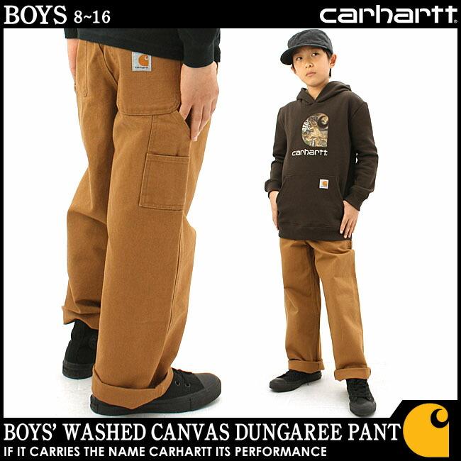 Carhartt Kids Jeans Size