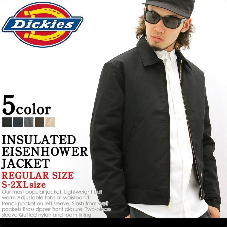 Dickies ディッキーズ ジャケット 秋冬 メンズ 大きいサイズ アイゼンハワージャケット ワークジャケット アメカジ ブランド DICKIES ディッキーズ XL XXL LL 2L 3L 4L 5L
