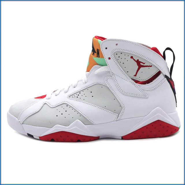 FRESH STORE | Rakuten Global Market: NIKE (Nike) AIR JORDAN 7 RETRO BG (Jordan) (sneakers) (shoe) WHITE/TRUE RED-LIGHT SILVER-TOURMALINE 304774-125 - 001807 ...