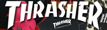 歴史的有名ブランド!THRASHER特集