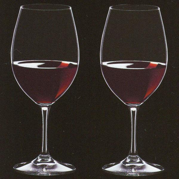 リーデル RIEDEL オヴァチュア レッドワイン ペア