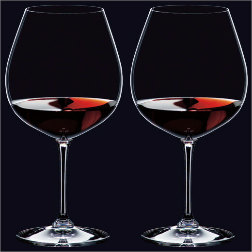 リーデル ヴィノム ワイングラス ブルゴーニュ