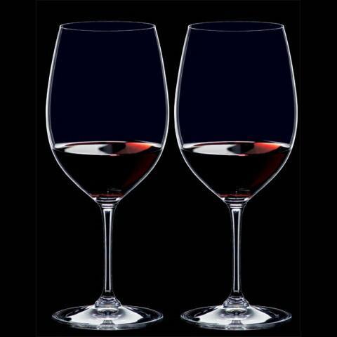リーデル ワイングラス ヴィノム ボルドー 416/0 〈2脚セット〉