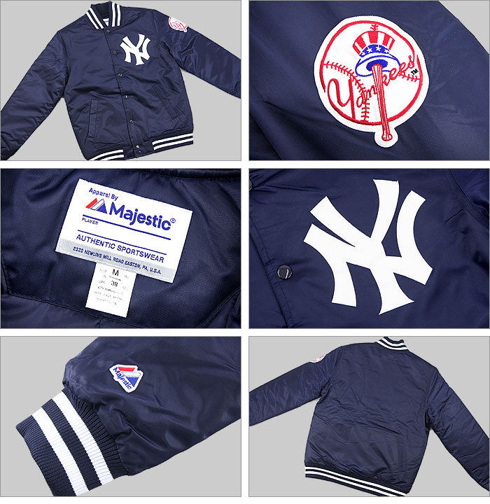 New York Baseball Jacket - Coat Nj
