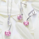 ピンクティアー necklaces & piassset-jewelry presents gifts birthday wedding anniversary
