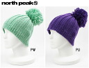 "nothpeak north Picus key snowboarding knit hat ""beanie"" NP-9291"