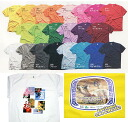 full color printed t-shirts to make a glimmer absorbing sweat drying material T shirt