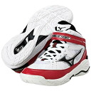 "Basketball shoes ""wave hero WAVE HERO BB2"" 13KL-26062 for Mizuno Mizuno Jr."
