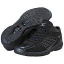 "Mizuno Mizuno basketball shoes ""wave rial SPIDER/ black"" 13KL-29009"