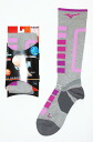 "Mizuno Mizuno ""≪ breath thermostat ≫ Lady's arch hammock socks A53UW-21105"