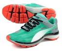 (PUMA) PUMA running shoes 'mobium elite speed wide 187904-01 POOL GREEN