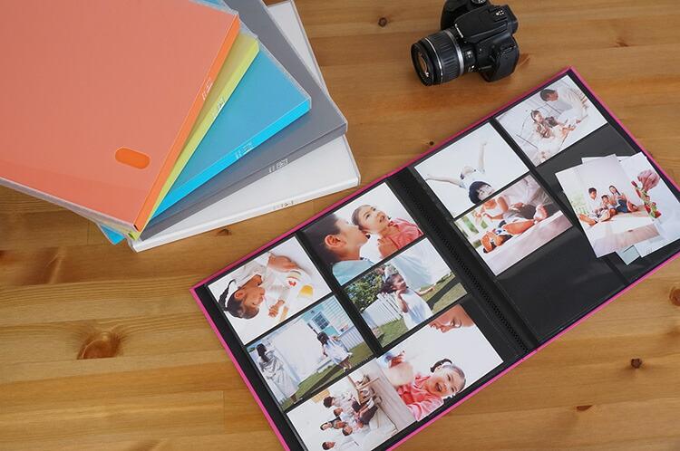 写真整理、ベビーアルバムに最適です