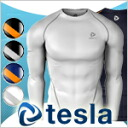 High-performance underwear round neck long sleeves