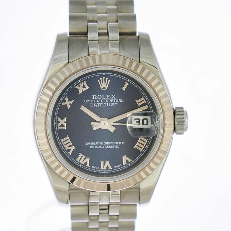 デイトジャスト レディース腕時計 ROLEX ロレックス