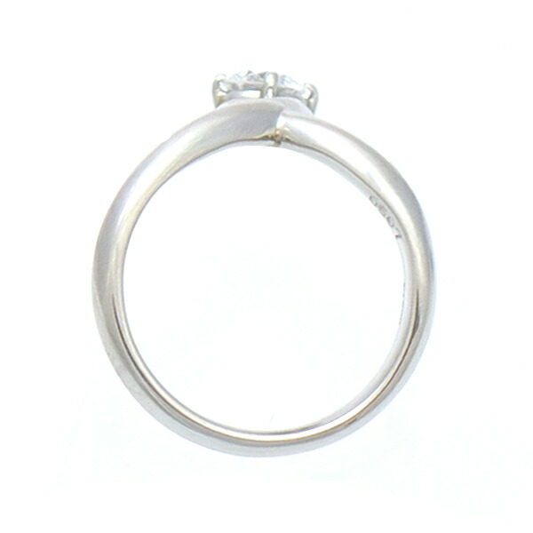 Pt900 ダイヤモンド 指輪