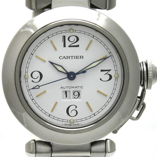 パシャC ビッグデイト Cartier カルティエ