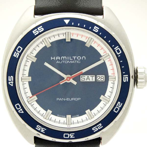 パンユーロ メンズ腕時計 HAMILTON ハミルトン