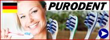 人間工学に基づいた持ちやすさと磨きやすさを追求したドイツ製歯ブラシ プーロデントコチラ