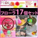 "In startling bargain 17 points with ☆ pleasure minding reach ♪ very active in cleaning! Being loved by housewives than キッチンタワシ ""Flora FROLA oodles 17 piece set with'"