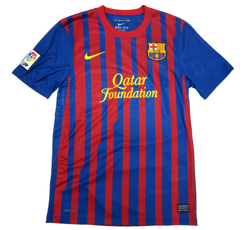 Barcelona fc Jersey 11 12 fc Barcelona 11 12 Home Short