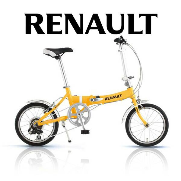 自転車の ルノー 自転車 24インチ : 無料】RENAULT(ルノー)16インチ ...