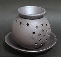 茶香炉《黒灯》