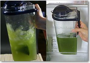 水出し緑茶・冷茶の作り方