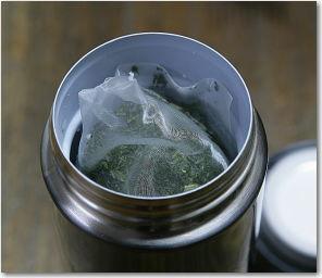 水出し緑茶の作り方