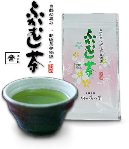 深蒸し茶 〜誉〜